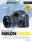 David Busch's Nikon D3500 Guide to Digital Slr Photography Cover Image