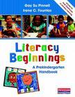 Literacy Beginnings: A Prekindergarten Handbook Cover Image