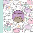Pusheen Coloring Book (A Pusheen Book) Cover Image