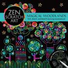 Zen Scratch Art: Magical Woodlands Cover Image