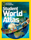 National Geographic Student World Atlas, Fourth Edition: Your Fact-Filled Reference for School and Home! Cover Image