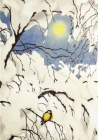 A Winter's Day Small Boxed Holiday Cards Cover Image