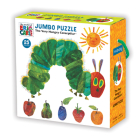 The World of Eric Carle, the Very Hungry Caterpillar Jumbo Puzzle Cover Image
