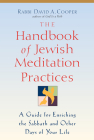 The Handbook of Jewish Meditation Practices Cover Image