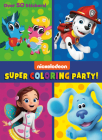 Super Coloring Party! (Nickelodeon) Cover Image