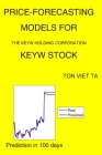Price-Forecasting Models for The KEYW Holding Corporation KEYW Stock Cover Image