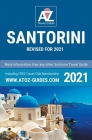 A to Z guide to Santorini 2021 Cover Image