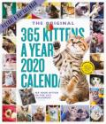 365 Kittens-A-Year Picture-A-Day Wall Calendar 2020 Cover Image