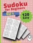 Sudoku Easy: Vol 1 Cover Image