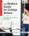 The Bedford Guide for College Writers with Access Code: With Reader, Research Manual, and Handbook Cover Image