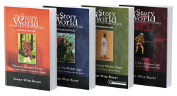Story of the World, Text Bundle Paperback: History for the Classical Child: Ancient Times through The Modern Age Cover Image