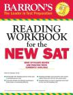Barron's Reading Workbook for the NEW SAT Cover Image