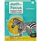 Enrichment Workbook Grade 5: Book B (Math in Focus: Singapore Math) Cover Image