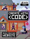 CoderDojo Nano: Building a Website: Create with Code Cover Image