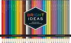 Bright Ideas Deluxe Set: 36 Colored Pencils Cover Image