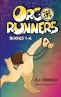 Orgo Runners (Books 1-4) Cover Image