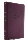 Kjv, Thinline Bible Youth Edition, Leathersoft, Burgundy, Red Letter Edition, Comfort Print Cover Image