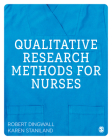 Qualitative Research Methods for Nurses Cover Image