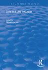 Love and Law in Europe (Routledge Revivals) Cover Image