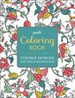 Posh Adult Coloring Book: Vintage Designs for Fun & Relaxation (Posh Coloring Books #3) Cover Image