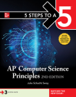 5 Steps to a 5: AP Computer Science Principles, 2nd Edition Cover Image