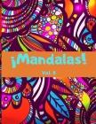 ¡Mandalas! Vol. 8: Libro para Colorear. Relájate y Deja Salir a tu Artista Interior. 60 Diseños Originales. Cover Image