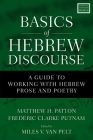 Basics of Hebrew Discourse: A Guide to Working with Hebrew Prose and Poetry Cover Image