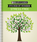 Brain Games Sticker by Number Stress Free Cover Image