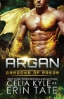 Argan: Scifi Alien Dragon Romance Cover Image