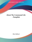 About The Communal Life - Pamphlet Cover Image