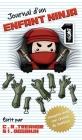 Journal d'Un Enfant Ninja: Nuageux Avec Une Chance de Zombies Cover Image