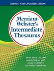 Merriam-Webster's Intermediate Thesaurus Cover Image