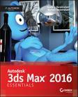Autodesk 3ds Max 2016 Essentials Cover Image