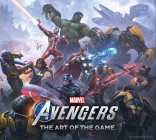 Marvel's Avengers  The Art of the Game Cover Image