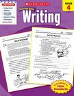 Scholastic Success With Writing: Grade 4 Workbook Cover Image