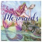 Mermaids 2019 Wall Calendar Cover Image