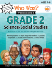 Who Was? Workbook: Grade 2 Science/Social Studies (Who Was? Workbooks) Cover Image