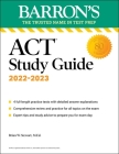 ACT Study Guide: with 4 practice tests (Barron's Test Prep) Cover Image