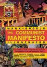 The Communist Manifesto Illustrated: All Four Parts Cover Image