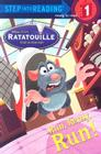 Run, Remy, Run! (Disney/Pixar Ratatouille) (Step into Reading) Cover Image