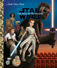 The Rise of Skywalker (Star Wars) (Little Golden Book) Cover Image