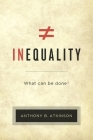 Inequality: What Can Be Done? Cover Image