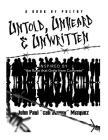 Untold, Unheard, and Unwritten Cover Image
