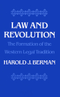 Law and Revolution, I: The Formation of the Western Legal Tradition Cover Image