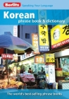 Korean Phrase Book & Dictionary Cover Image