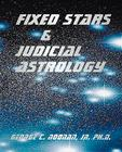 Fixed Stars and Judicial Astrology Cover Image