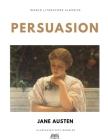Persuasion / Jane Austen / World Literature Classics / Illustrated with doodles Cover Image