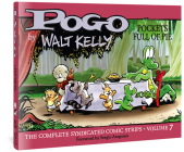 Pogo The Complete Syndicated Comic Strips: Volume 7: Pockets Full of Pie (Walt Kelly's Pogo) Cover Image