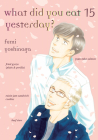 What Did You Eat Yesterday?, Volume 15 Cover Image