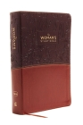 The NKJV, Woman's Study Bible, Fully Revised, Imitation Leather, Brown/Burgundy, Full-Color: Receiving God's Truth for Balance, Hope, and Transformati Cover Image
